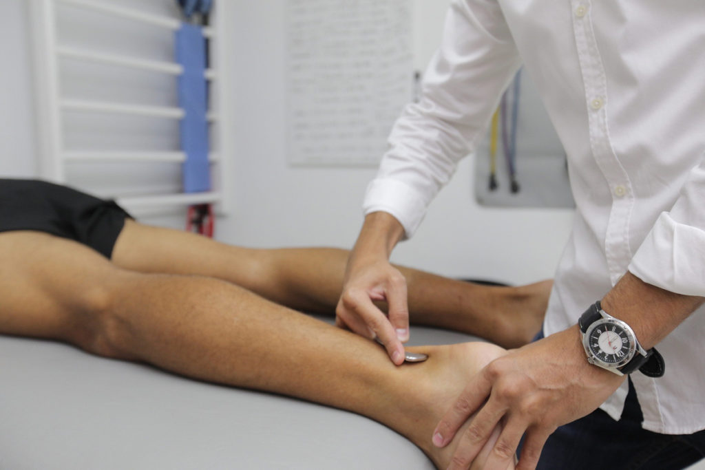 STG pain recovery