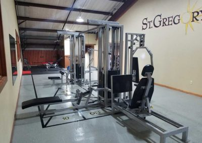 Weight Machines - St. Gregory