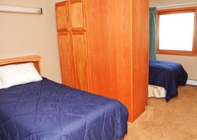 Men's Bedroom - St. Gregory