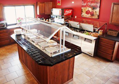 Women's Kitchen - St. Gregory