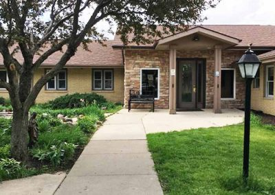 front exterior of St. Gregory Recovery Center - Iowa drug and alcohol rehab center