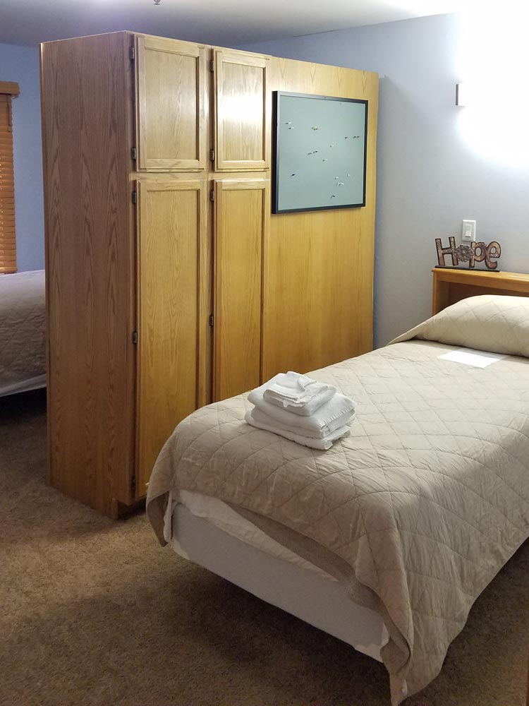 St. Gregory Recovery Center - bedroom - iowa alcohol rehab center