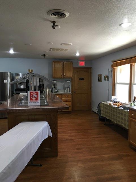 St. Gregory Recovery Center - dining area -iowa drug rehab - iowa alcohol rehab center