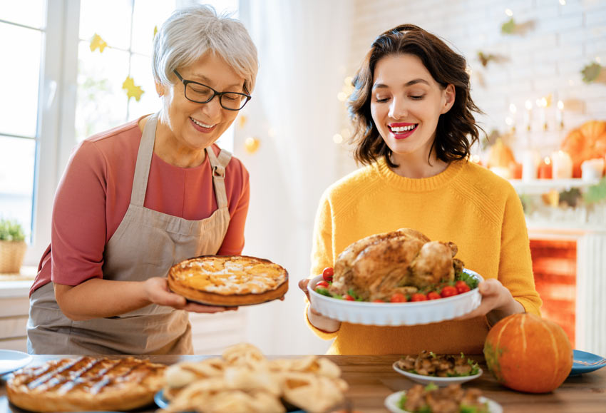 Giving Thanks in Recovery: Staying Sober and Grateful During Thanksgiving