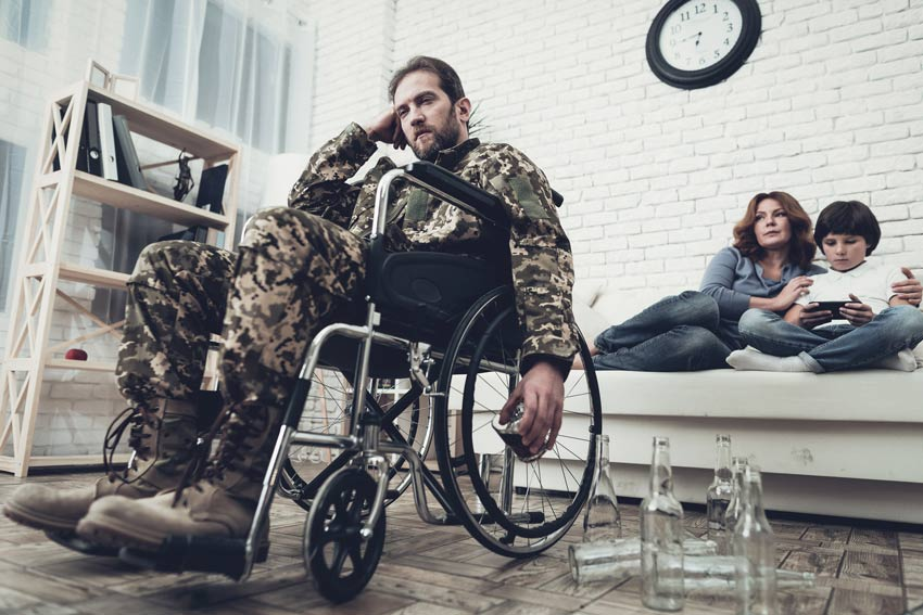 Soldiers and Substance Abuse